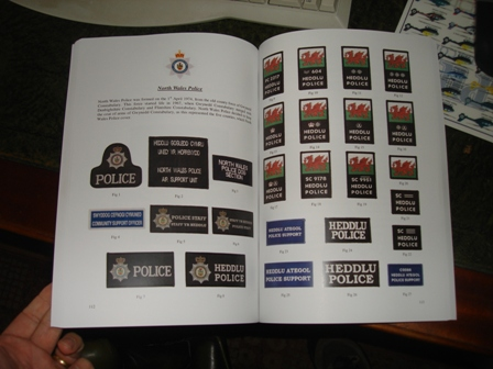 North Wales Police pages