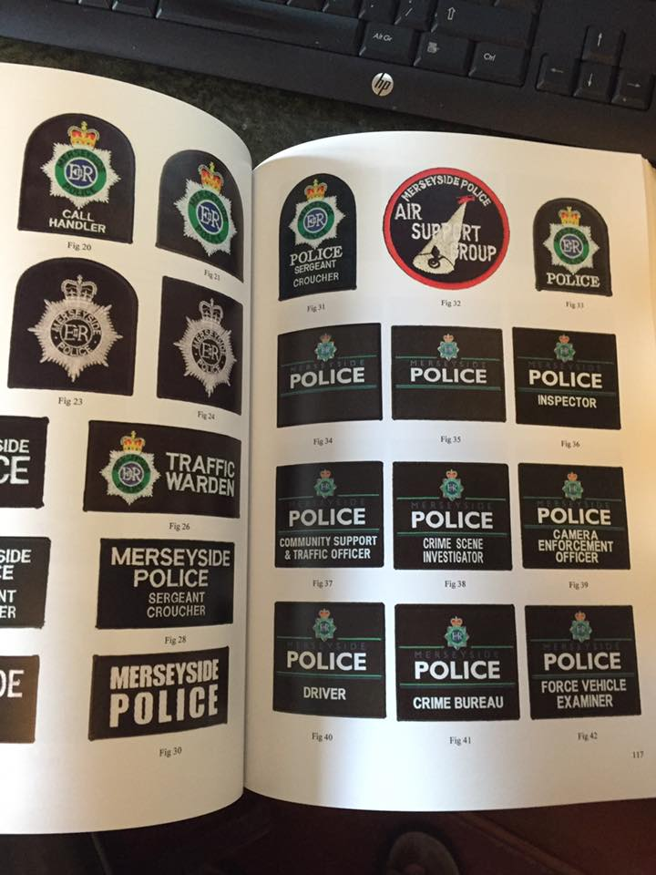 Merseyside Police pages