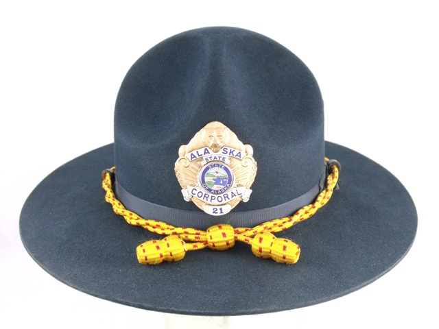 3c43c1926f6 Alaska State Troopers patrol hat